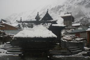 Świątynia hinduityczna  w Chitkul