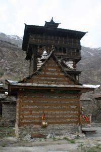Świątynia hinduistyczna w Kamroo