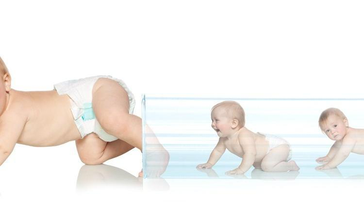 in vitro, dziecko z probówki