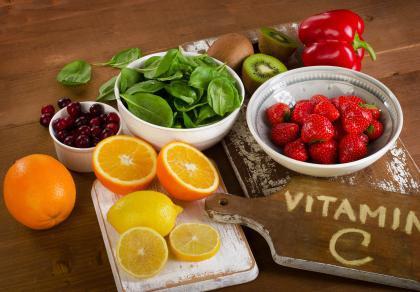 dieta, witamina c, odporność