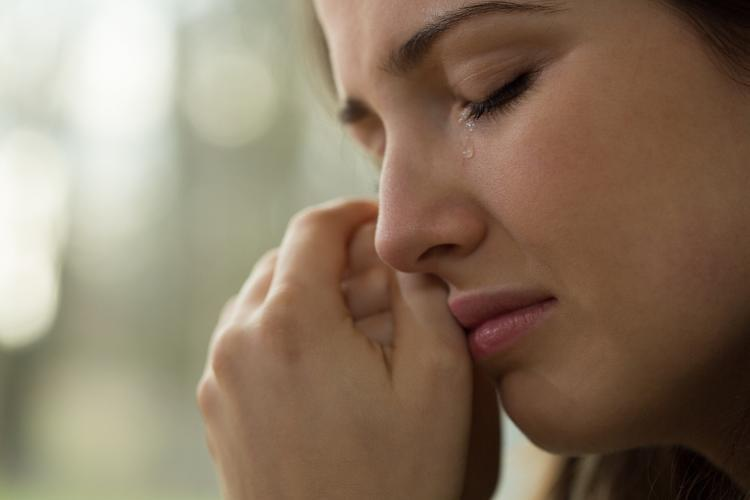 smutek spowodowany brakiem dziecka