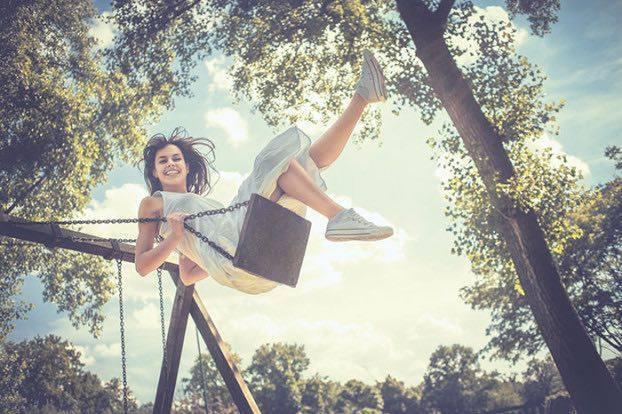 Życie składa się z drobnych przyjemności
