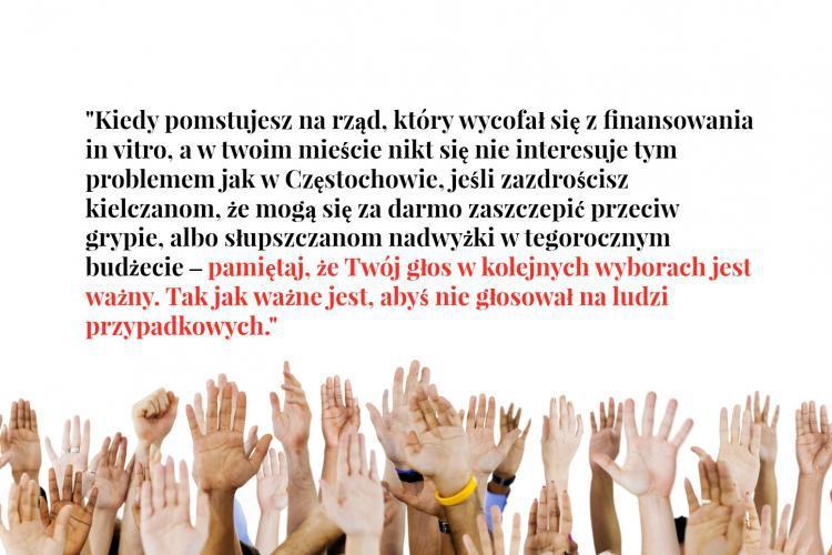 Multi ethnic people's hands raised.