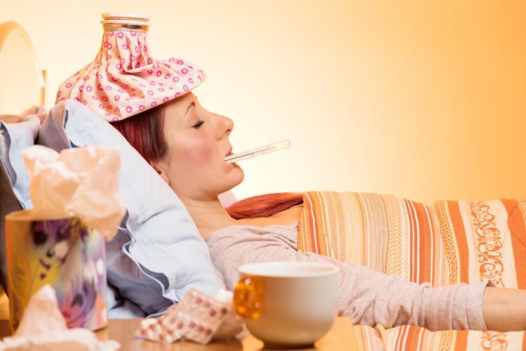 grypa przeziebienie nieplodnirazem