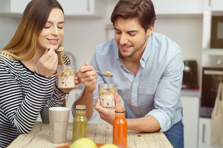 probiotyki podczas staran nieplodnirazem