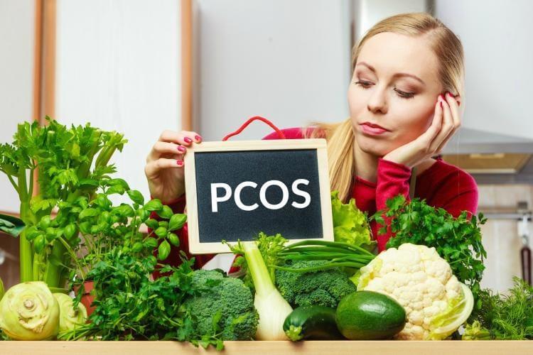 Dieta przy zaburzeniach hormonalnych związanych z PCOS