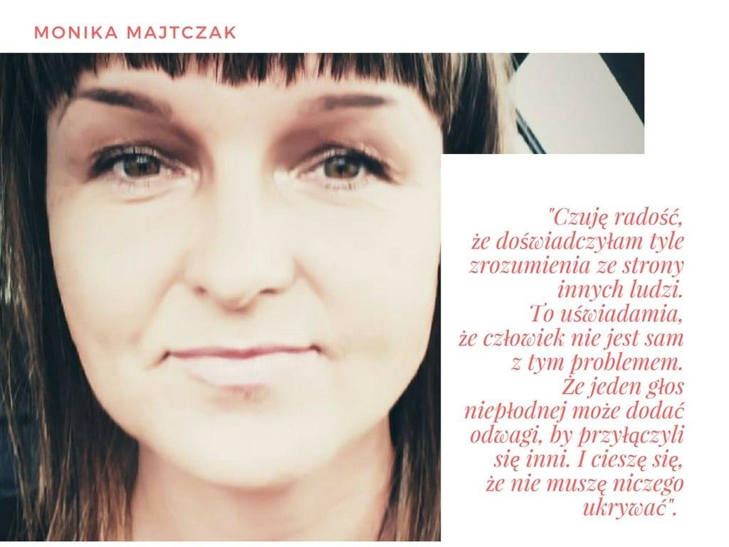 Monika: Jestem w żałobie, nie liczę na cud