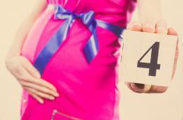 4 miesiąc ciąży - najlepszy czas w ciągu 9 miesięcy