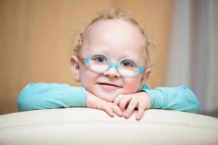 Wzrok. Okulary dziecku już nie ciążą
