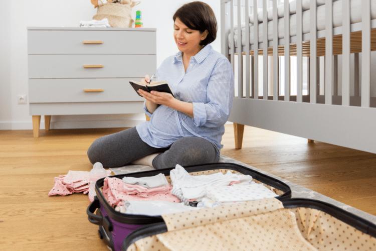 Co spakować do szpitala na poród