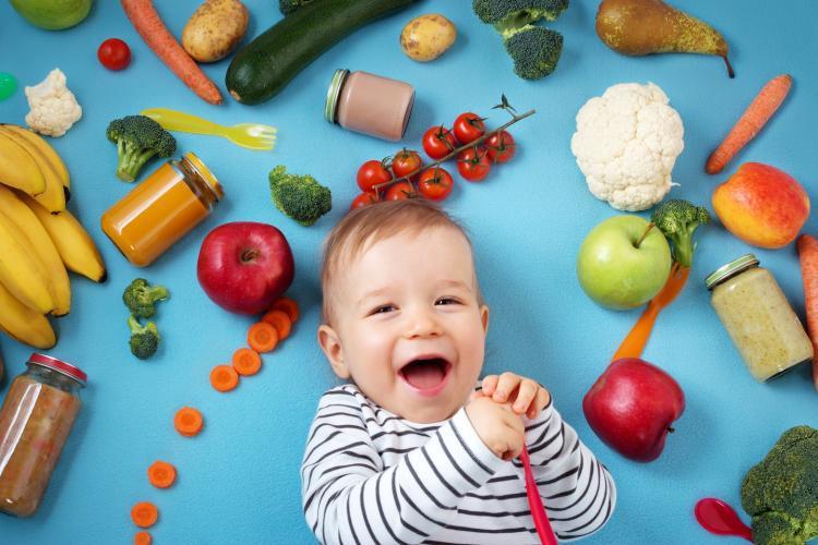 Jak rozszerzać dietę dziecka