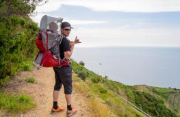 Nosidło turystyczne - idealny sprzęt na wakacje