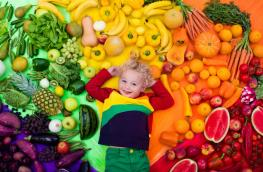 Czy wegetarianizm jest zdrowy dla dziecka?