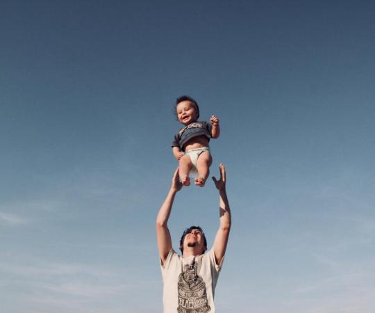 Skoki rozwojowe dziecka