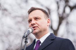 Andrzej Duda o in vitro