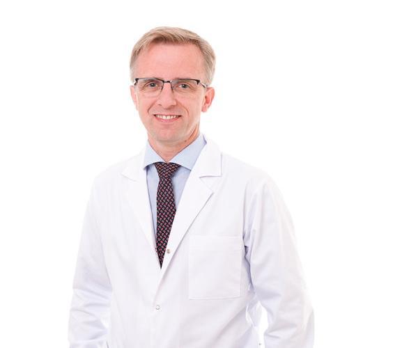 profesor Laudański