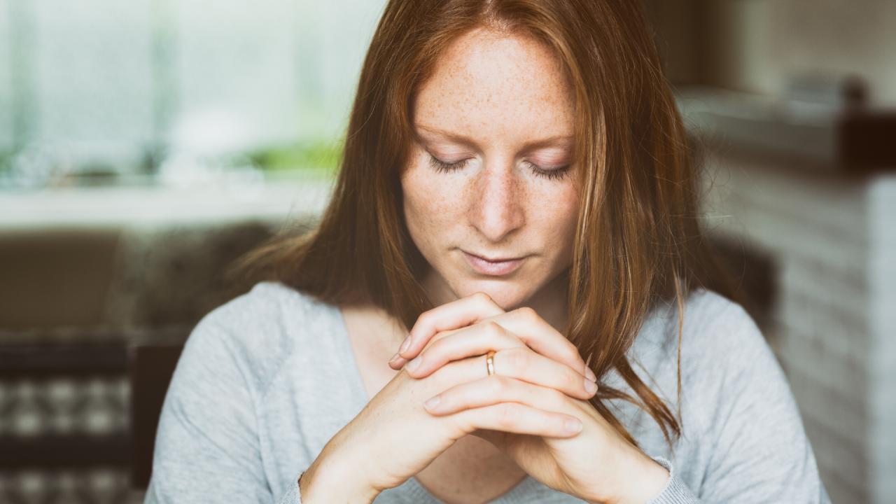 modlitwa o dziecko