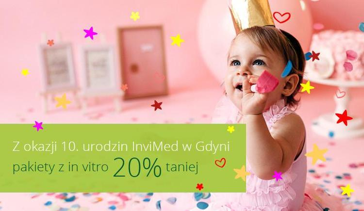 Promocja na in vitro w InviMed w Gdyni