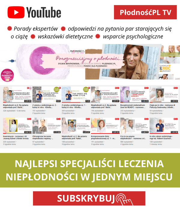 PłodnośćPL TV na Youtube