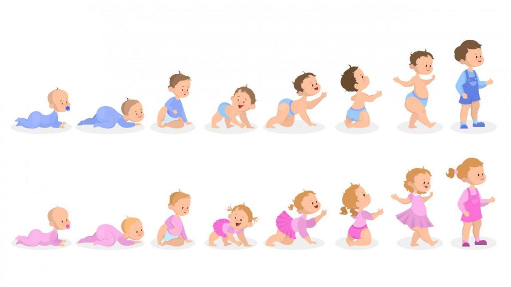 kalendarz rozwoju dziecka