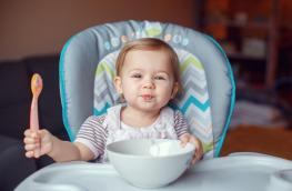 Gluten w diecie niemowlęcia