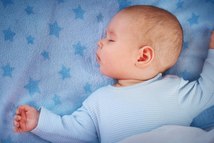 Fazy snu niemowląt