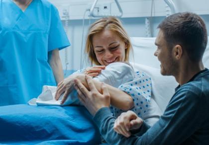 Gdzie wznowione zostały porody rodzinne