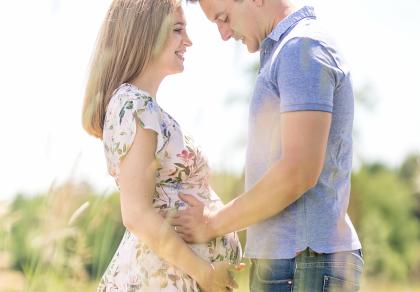 Ciąża naturalna po in vitro lub w trakcie leczenia niepłodności