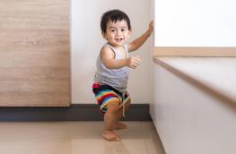Kiedy dziecko powinno zacząć chodzić