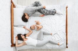 Przeniesienie dziecka do własnego łóżka