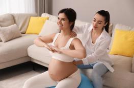 Pomoc douli przed i po porodzie