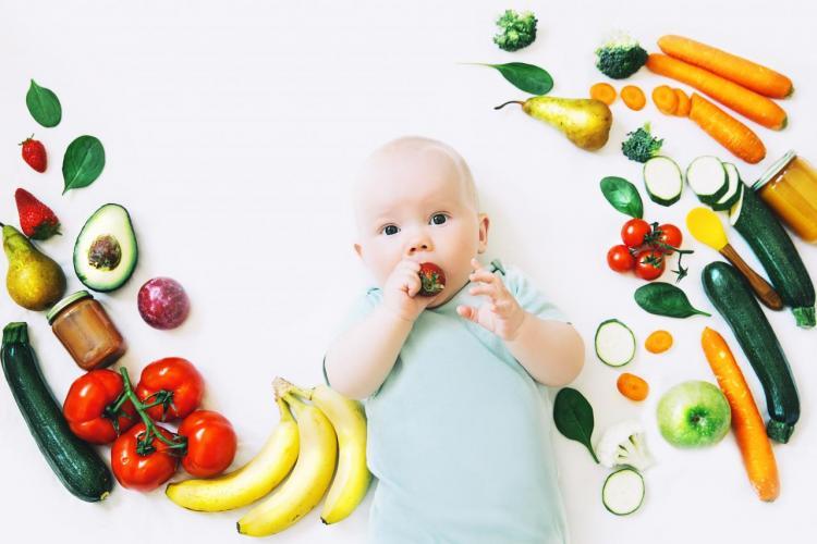 Jak karmić niemowlę?