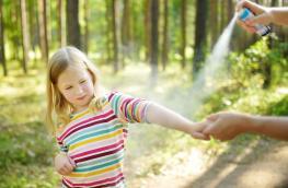 Środki na kleszcze dla dzieci