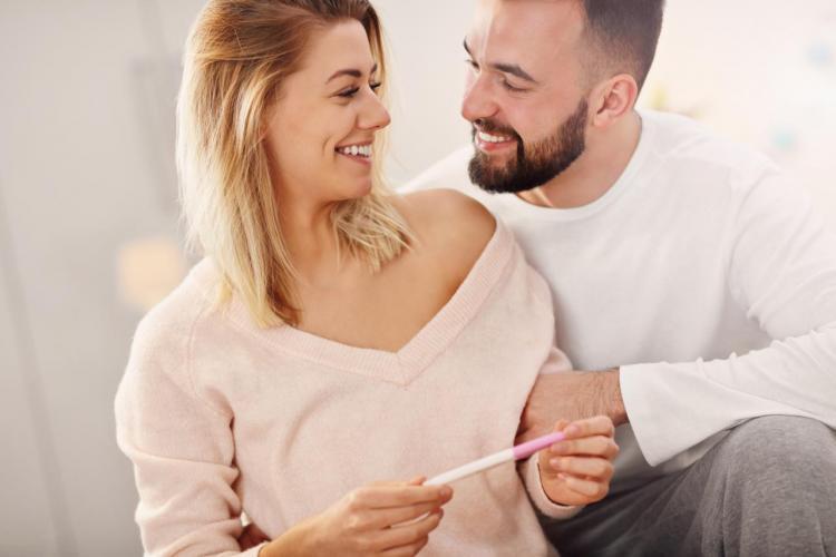 Kubeczek Ferti·Lily w staraniach o ciążę
